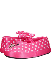 Favorite Characters - Disney® Minnie Polka Dot MNF207 Slipper (Toddler/Little Kid)