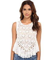 Free People - Dark Bloom Tank Top
