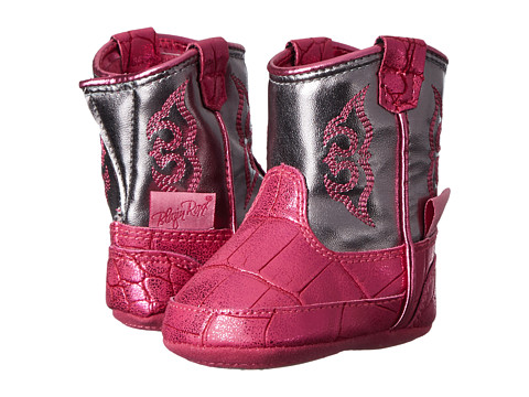 M&F Western Baby Bucker Jabrie (Infant/Toddler) - Hot Pink
