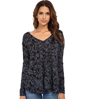 Free People - Printed Sahara Top