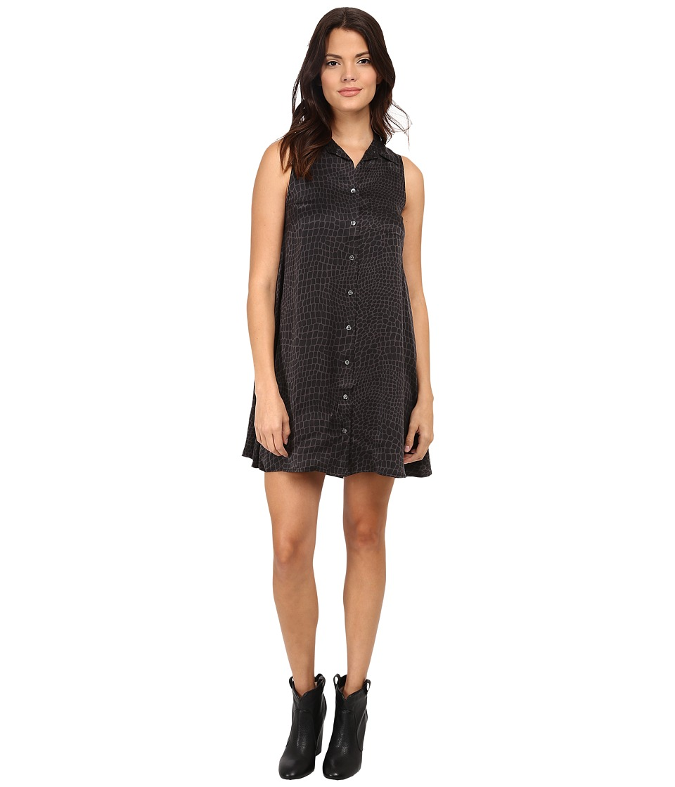 EQUIPMENT Mina Dress True Black Womens Dress