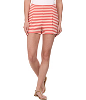 Free People - Striped Clean Shorts