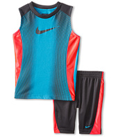 Nike Kids - Slide Cotton Sleeves Shorts Set (Little Kids)