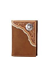 M&F Western - Star Concho Tri-Fold Wallet