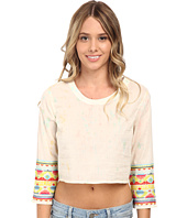 Billabong - Wild Crush Long Sleeve Pullover Top