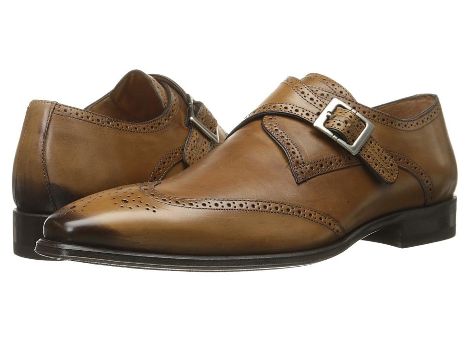 Mezlan - Vitoria (Tan) Mens Slip on  Shoes