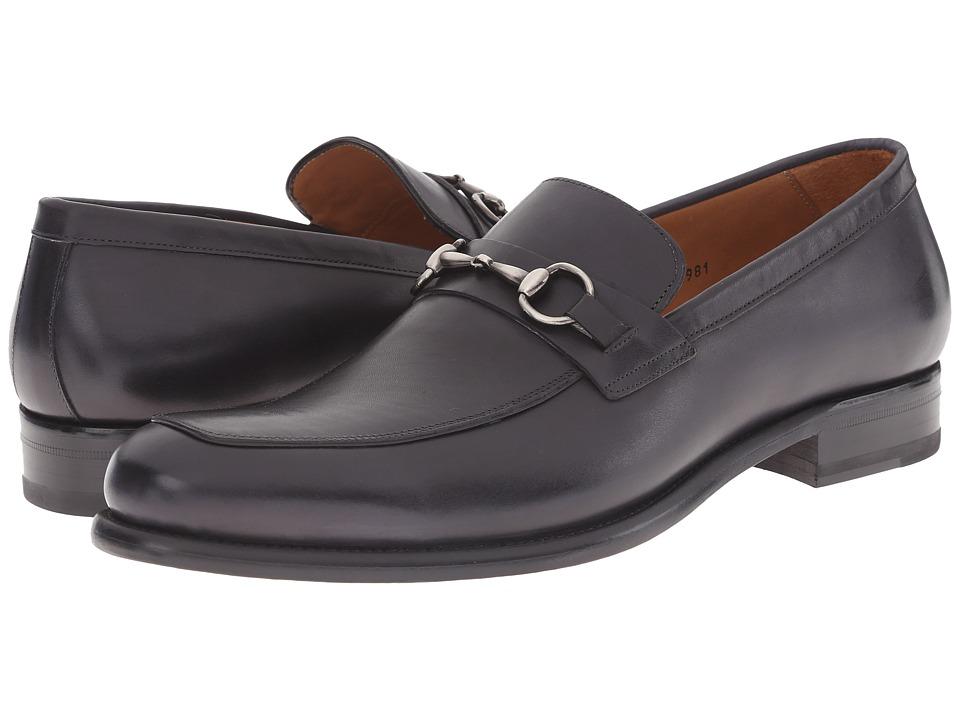 Mezlan - Worcester (Black) Mens Slip on  Shoes