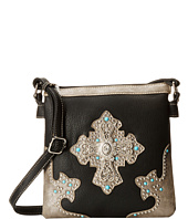 M&F Western - Ornamet Cross Crossbody