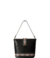 M&F Western - Southwest Beaded Ribbon Shoulder Bag