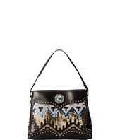 M&F Western - Sequin Chevron Shoulder Bag