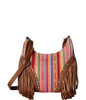 M&F Western - Southwest Fringe Adjustable Shoulder Bag