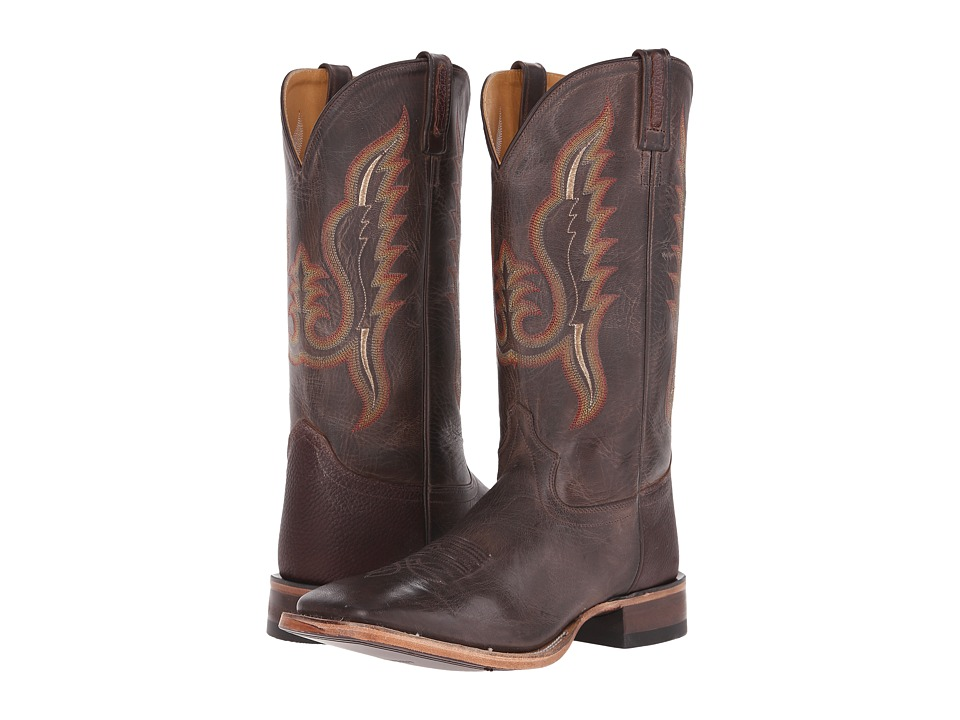 Old West Boots BSM1855 Brown Canyon/Thunder Oiled Rust Cowboy Boots