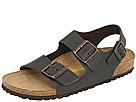 Birkenstock - Milano (Hunter Brown Leather) - Footwear, Dress Shoes, Womens, Wide Fit, Wide Widths