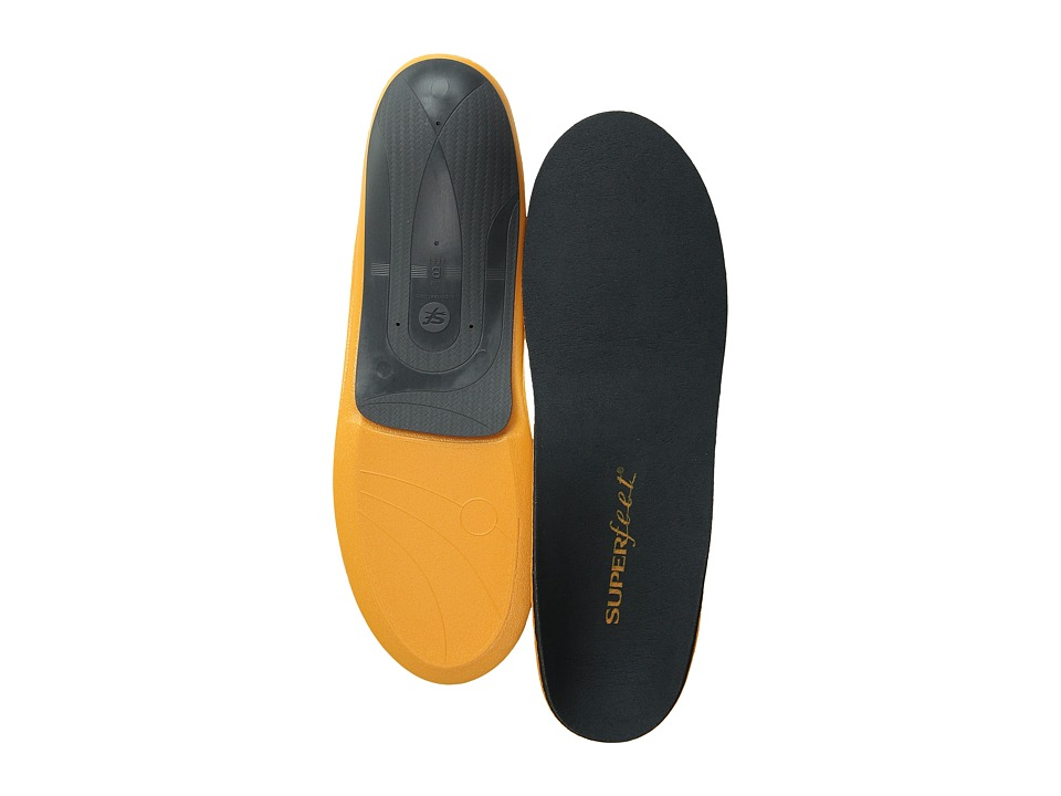 Superfeet GO Premium Comfort Insoles Slate Insoles Accessories Shoes