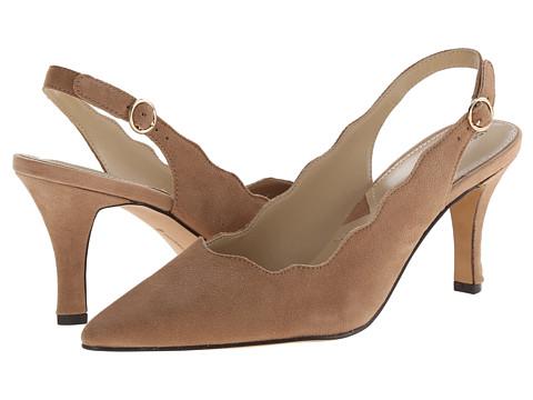 Adrienne Vittadini Scalloped Heels
