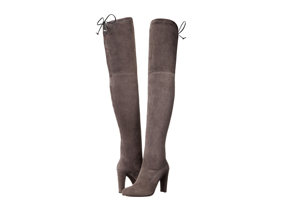 Stuart Weitzman Highland (Londra Suede) Women's Dress Pull-on Boots