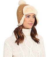 UGG - Heritage Up Flap Hat w/ Pom