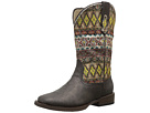 Roper Kids Aztec (Toddler/Little Kid) (Brown)