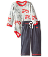 Hatley Kids - One-Piece & Pants Set - Farm Tractors (Infant)
