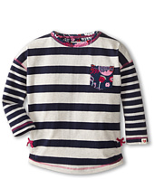 Hatley Kids - Long Sleeve Tee - Field Flowers (Toddler/Little Kids/Big Kids)
