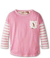 Hatley Kids - Long Sleeve Tee - Soft Deer (Toddler/Little Kids/Big Kids)