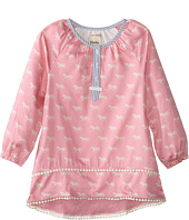 Hatley Kids - Pom Pom Tunics - Running Horses (Toddler/Little Kids/Big Kids)