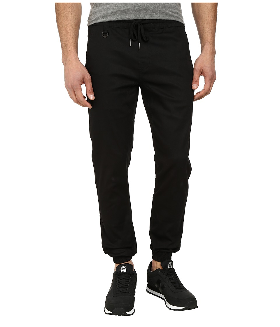 Publish - Sprinter Jogger Pants (Black) Men's Casual Pants