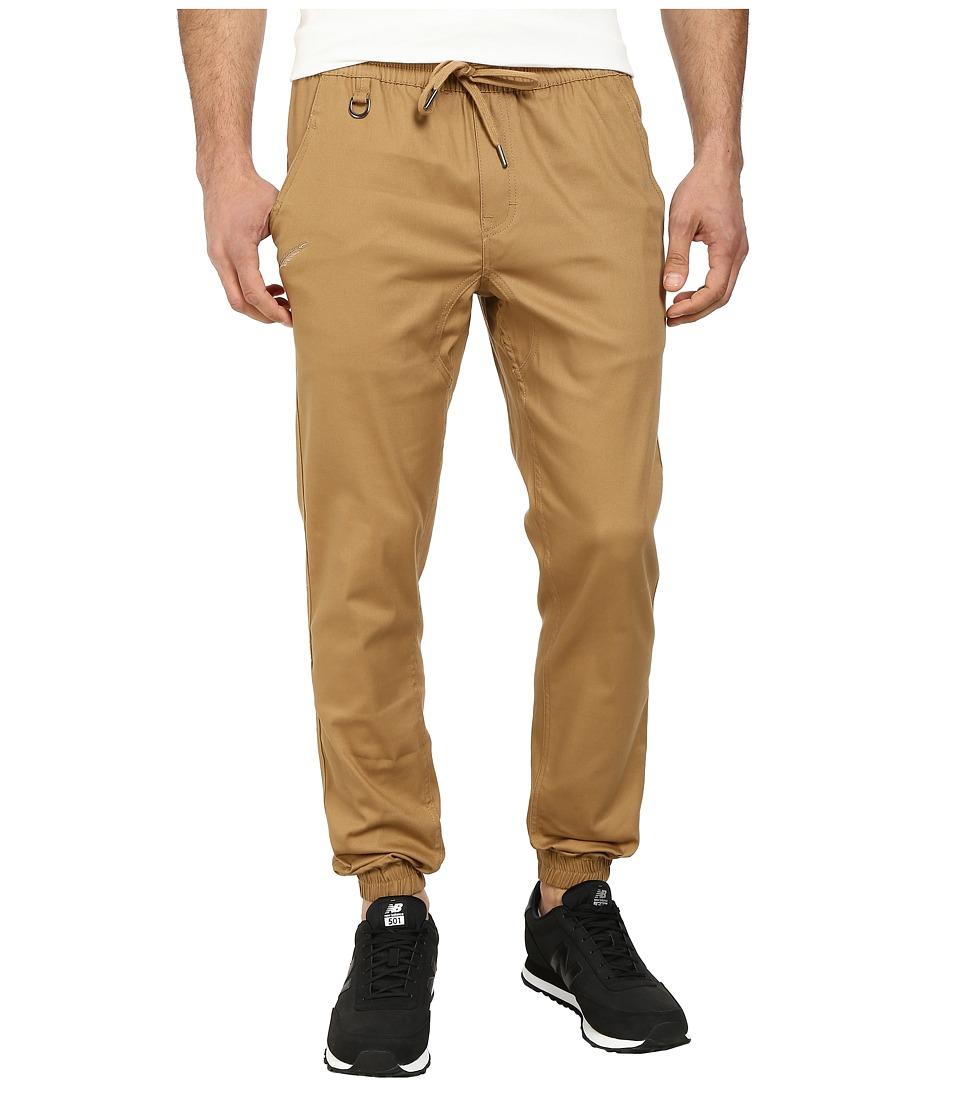 Publish - Sprinter Jogger Pants (Khaki) Men's Casual Pants