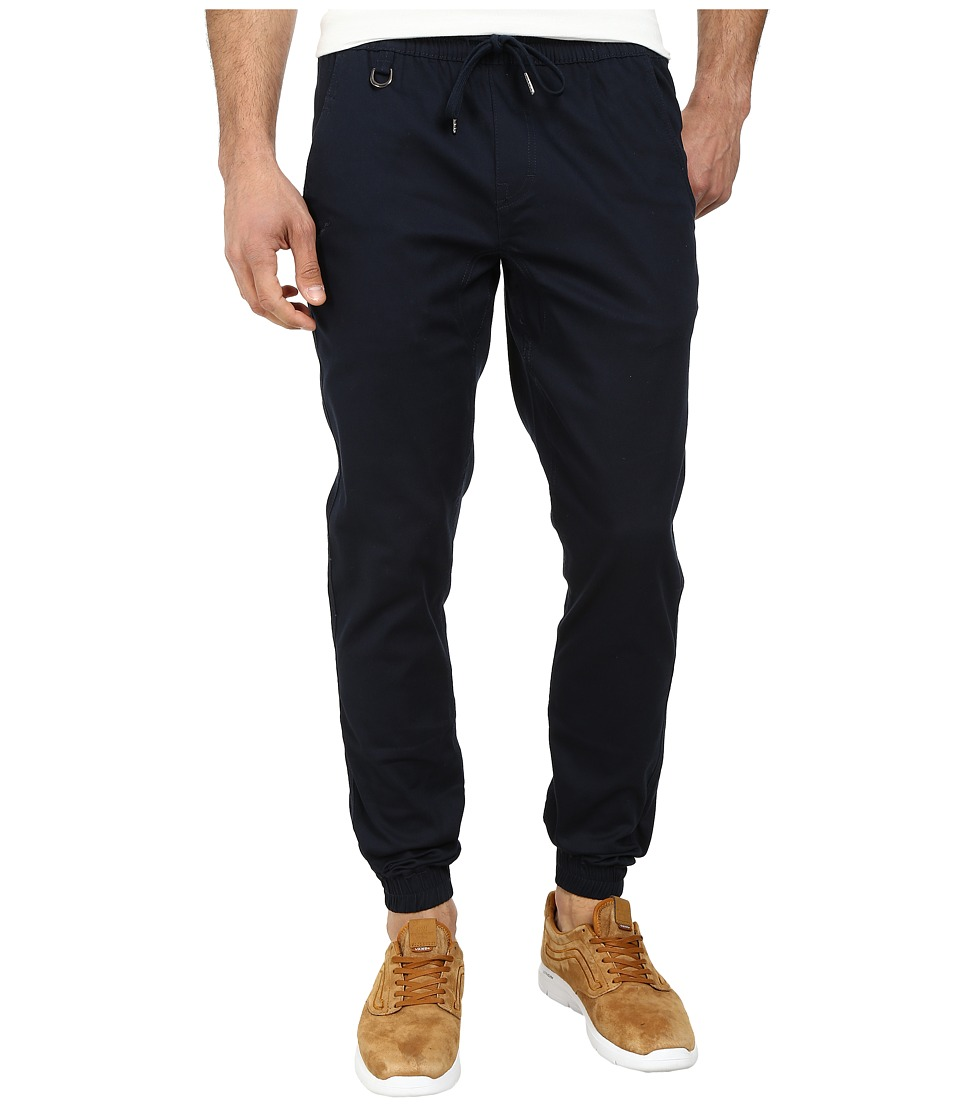 Publish - Sprinter Jogger Pants (Navy) Men's Casual Pants