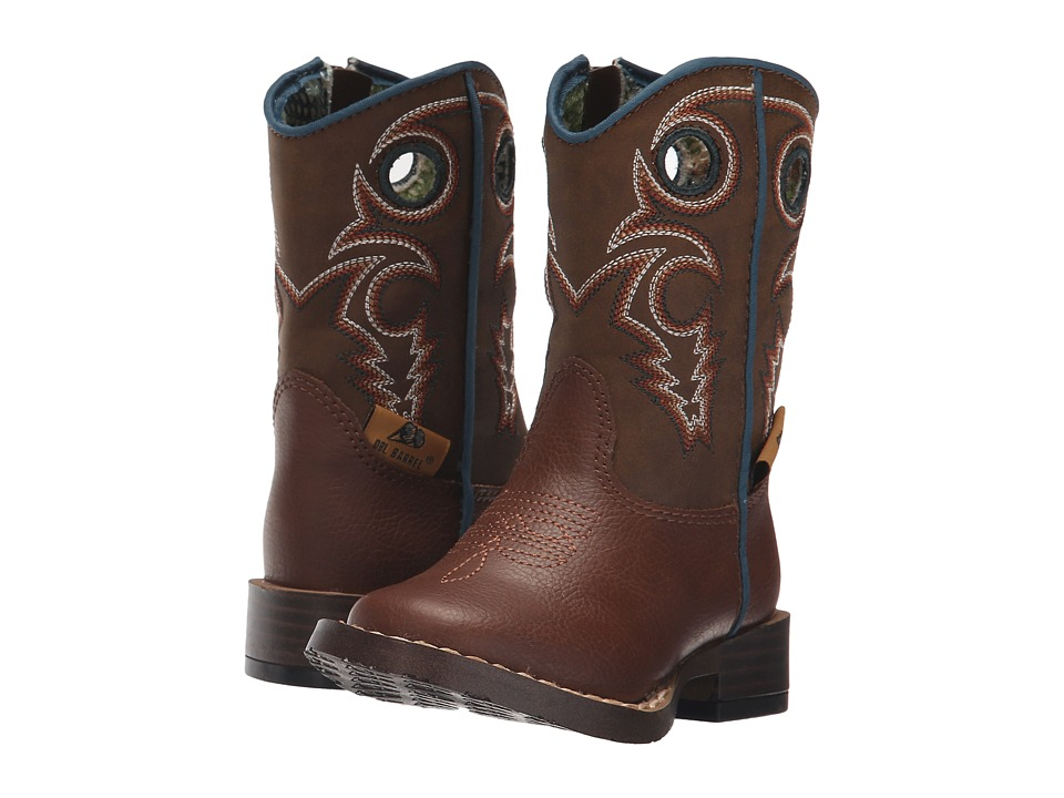 Blazin Roxx Dylan (Toddler) (Brown) Cowboy Boots