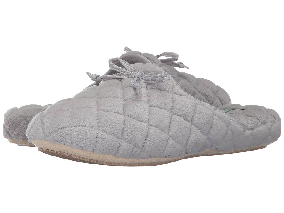 Patricia Green Chloe (Pearl Grey) Slippers