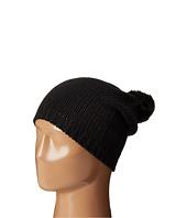 Michael Stars - Faux Fur Pom Slouch Hat