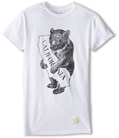 The Original Retro Brand Kids - Cali Bear Worlds Best Tee (Big Kids)