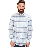 Original Penguin - P55 Large Plaid Long Sleeve Woven Heritage Shirt