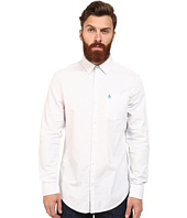 Original Penguin - Mini Dobby Long Sleeve Woven Heritage Shirt
