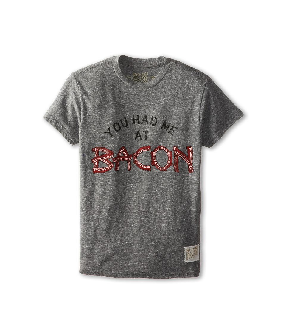 The Original Retro Brand Kids - You Had Me At Bacon Short Sleeve Tee