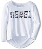 The Original Retro Brand Kids - Rebel Hi Low Dolman (Big Kids)