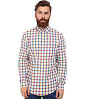Original Penguin - Medium Size Plaid Long Sleeve Woven Heritage Shirt