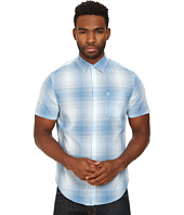 Original Penguin - Gradient Plaid Woven Short Sleeve Heritage Shirt