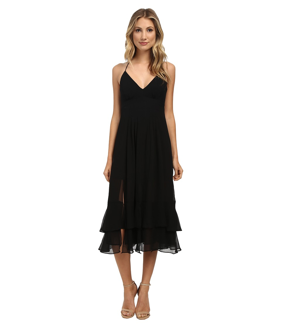 Nanette Lepore - Stargazing Dress Black Womens Dress $378.00 AT vintagedancer.com