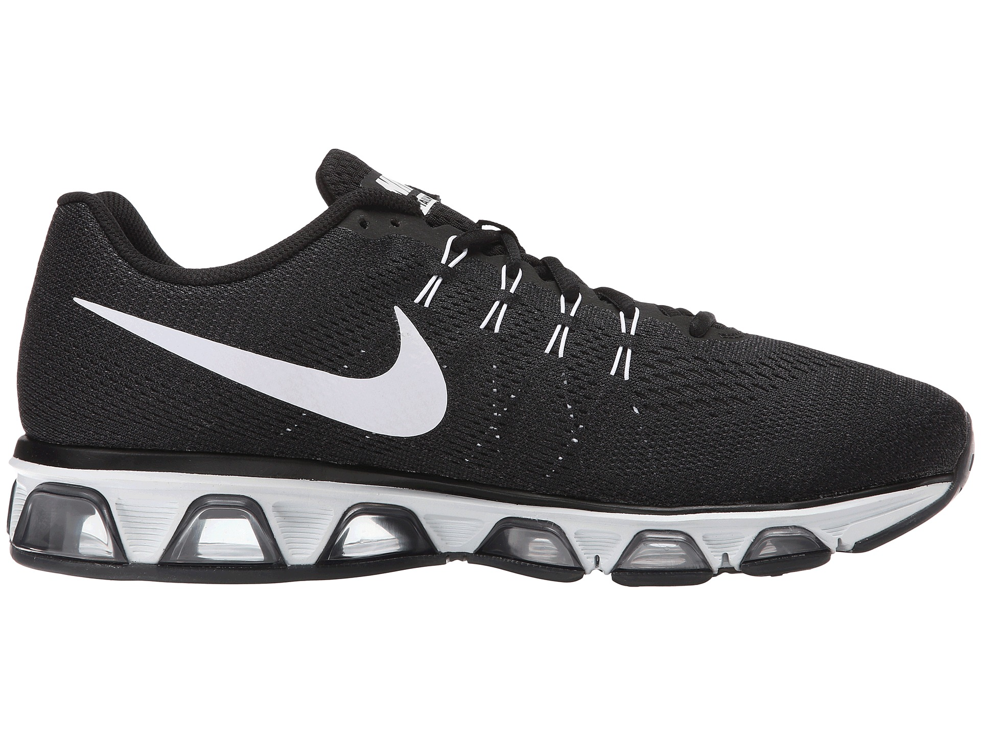 Women's Nike Air Max Tailwind 7 Running Shoes Black