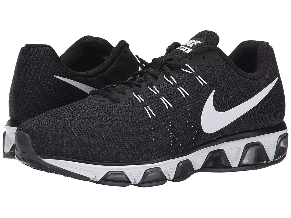 Nike - Air Max Tailwind 8 (Black/Anthracite/White) Men