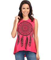 Rock and Roll Cowgirl - Knit Tank Top 49-3418
