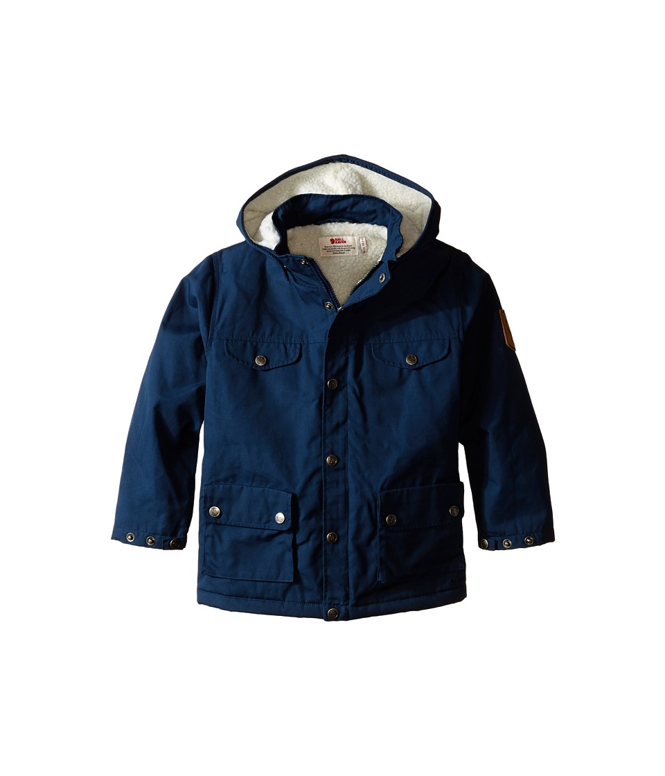 Fjallraven Kids - Kids Greenland Winter Jacket (Blueberry) Kids Coat
