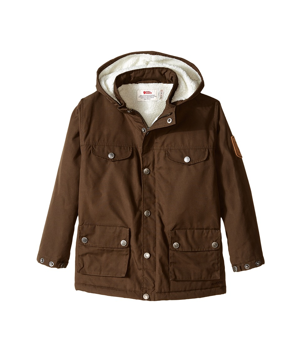 Fj llr ven Kids Kids Greenland Winter Jacket Dark Olive Kids Coat