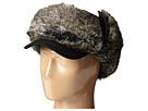 San Diego Hat Company SDH2065 Faux Fur Trapper with Faux Fur Trim
