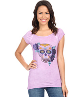 Rock and Roll Cowgirl - Cap Sleeve T-Shirt 49T3409