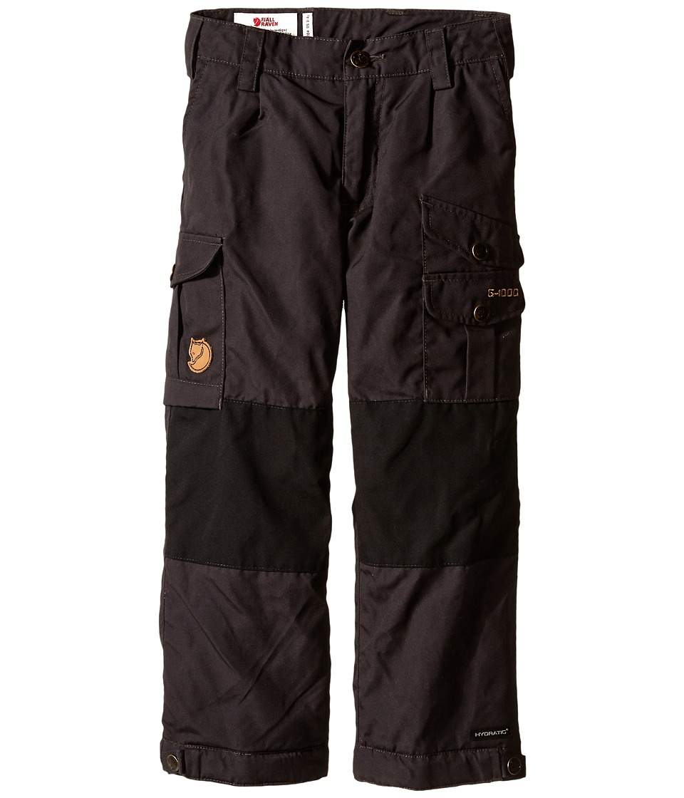 Fjallraven Kids - Kids Vidda Padded Trousers (Dark Grey) Kids Casual Pants