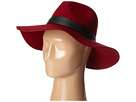 San Diego Hat Company WFH7964 Floppy with Pinch Crown and Double PU Band