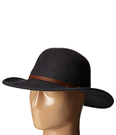 San Diego Hat Company - WFH7958 Floppy Round Crown and Leather Band